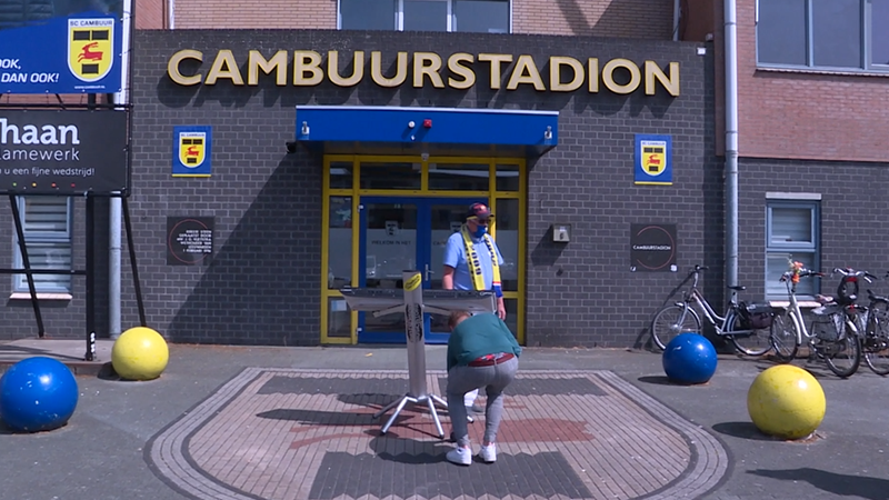 Cambuur is woest: 'We worden genaaid!'
